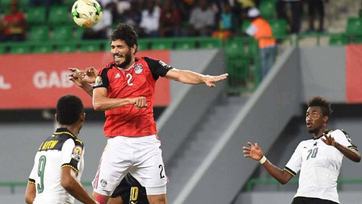 Ali Gabr: West Bromwich Albion sign Egyptian defender