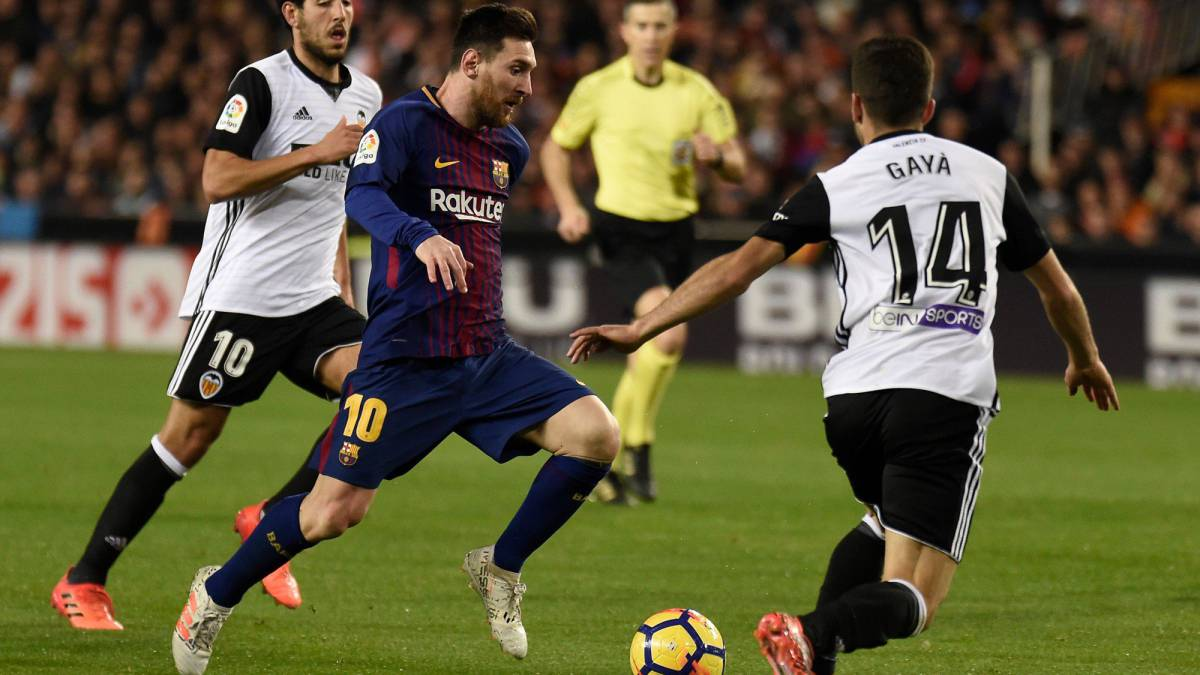 Barcelona-Valencia, how and where to watch: times, TV, online