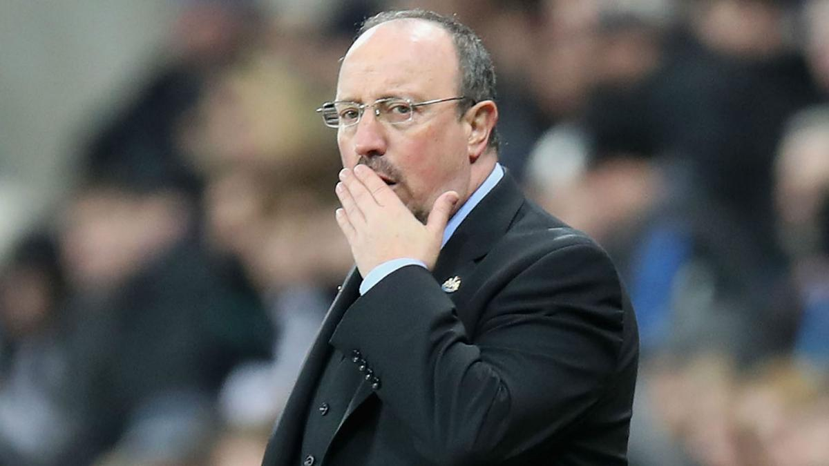 'We are working on names' - Benitez still hopeful over January additions