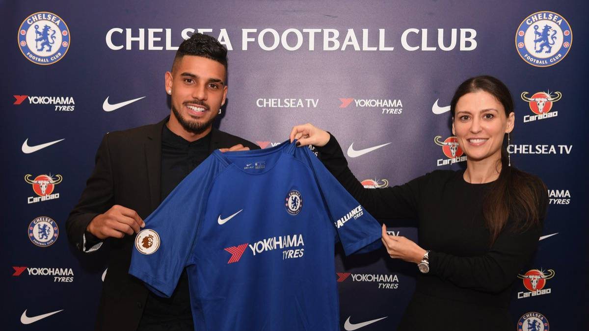 Chelsea seal swoop for Emerson from Roma