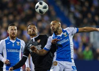 Sergio Rico howler gives Leganés life in Copa semi-final