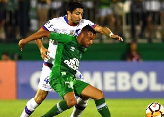 Nacional apologise after fans taunt Chapecoense