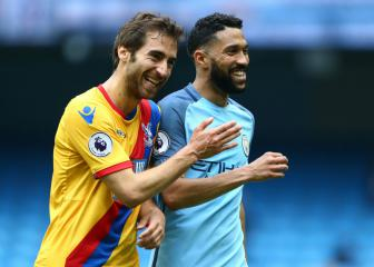 Getafe sign Flamini but set to lose Palace-bound Guaita