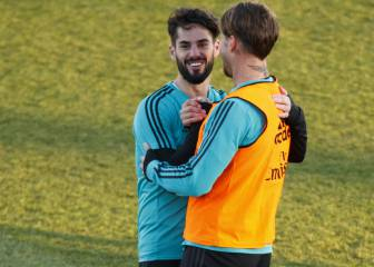 Sergio Ramos and Isco return for Real Madrid trip to Levante