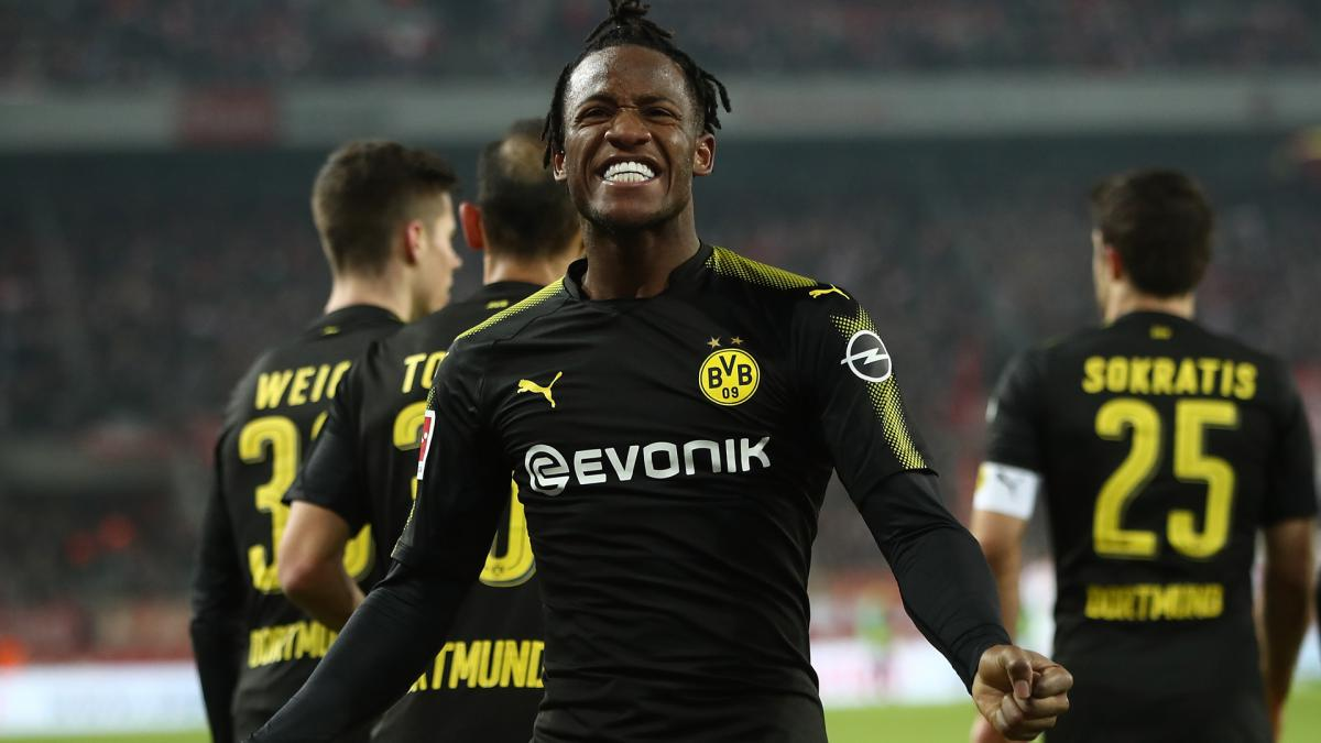 Stoger praises Batshuayi after 'dream' Dortmund debut