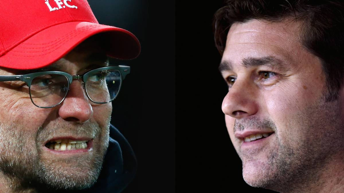 Klopp hopes home advantage can help in Spurs 'six-pointer'