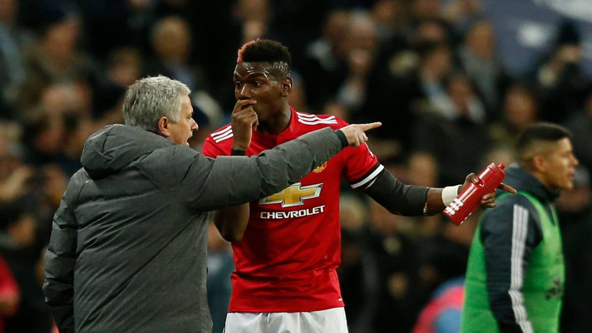 Pogba dropped as Mourinho reacts to Spurs defeat
