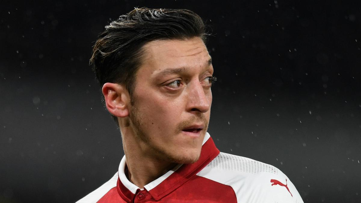 Is Rihanna Ozil's lucky charm? The Arsenal and Germany star thinks so!