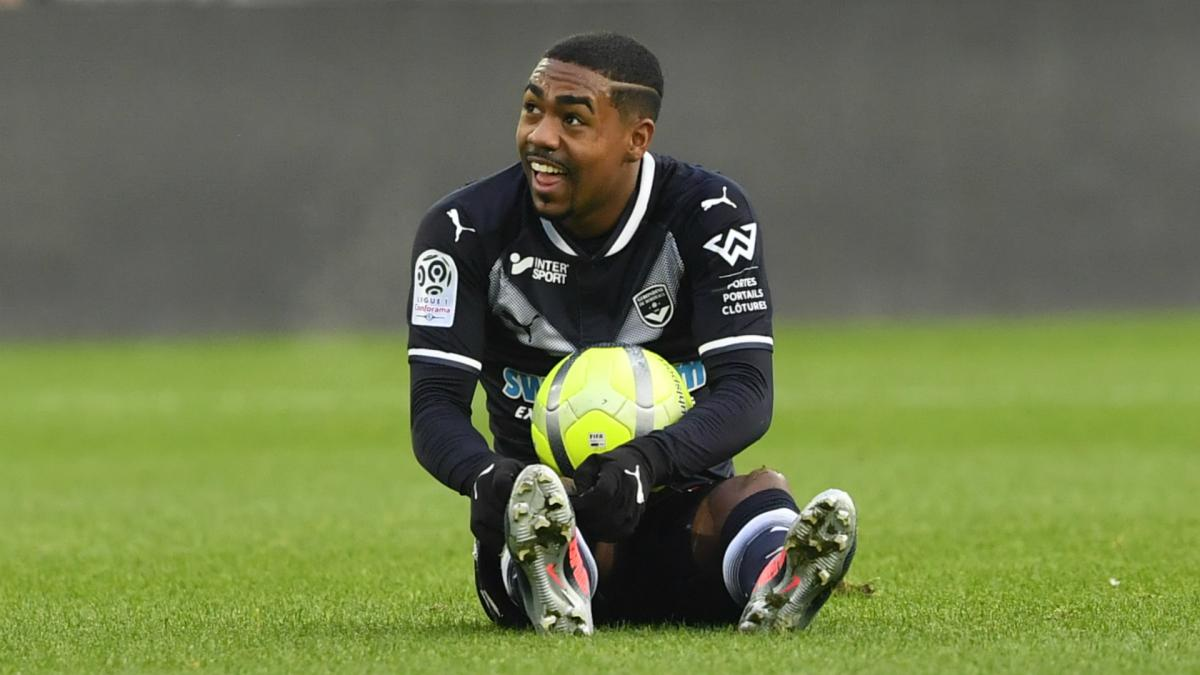 Arsenal & Spurs target Malcom: I wanted to leave Bordeaux