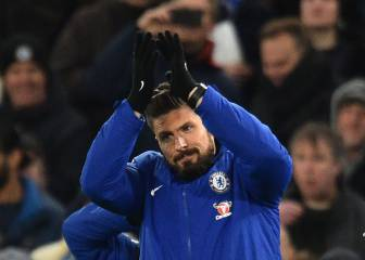 Deschamps World Cup warning sparked Giroud switch