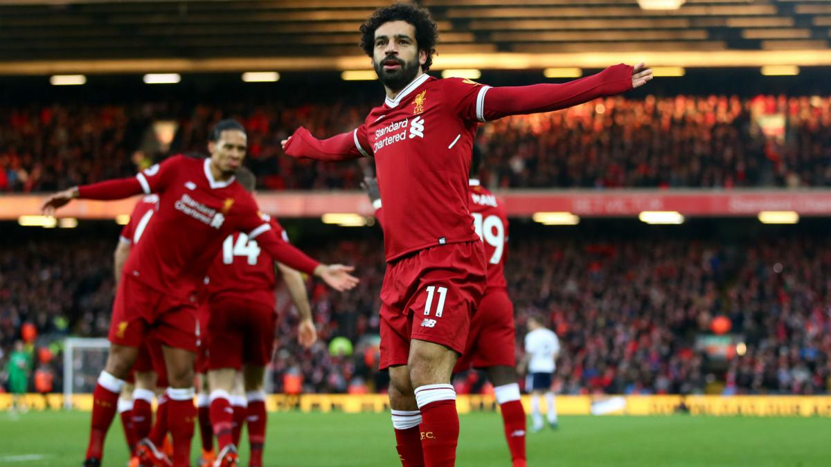 Salah quicker than Torres, Owen and Suarez to Liverpool landmark