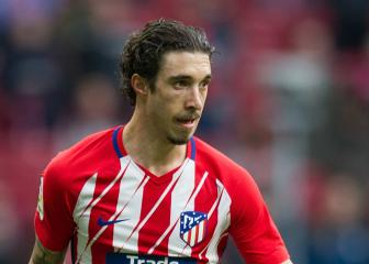 Sime Vrsaljko signs new Atlético Madrid contract