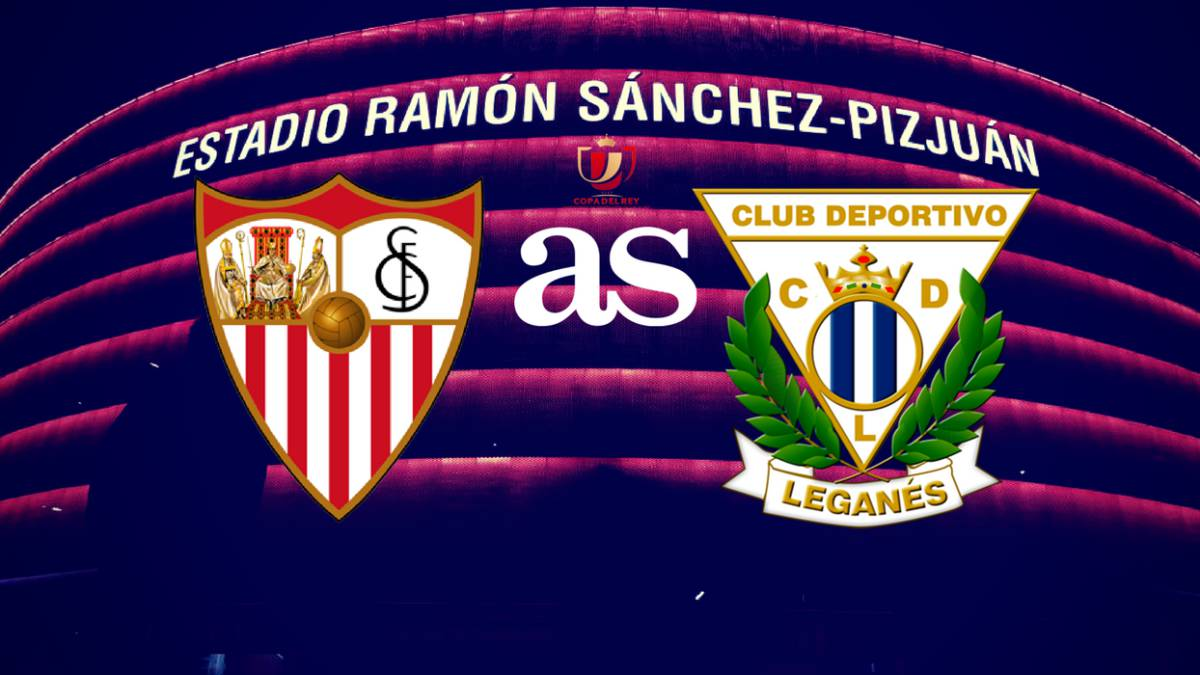 Sevilla - Leganés, how and where to watch: times, TV, online