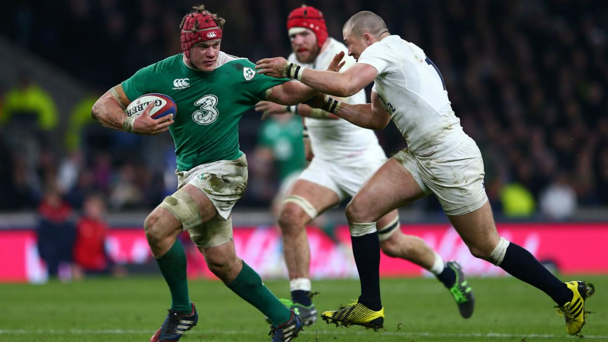 Ireland flanker Van der Flier out for the season
