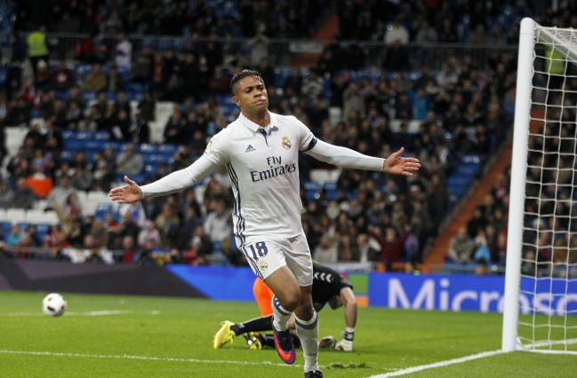 Mariano | The Lyon striker spoke exclusively to AS about Neymar, the Champions League tie between Madrid and PSG, and his Russia 2018 World Cup dreams.