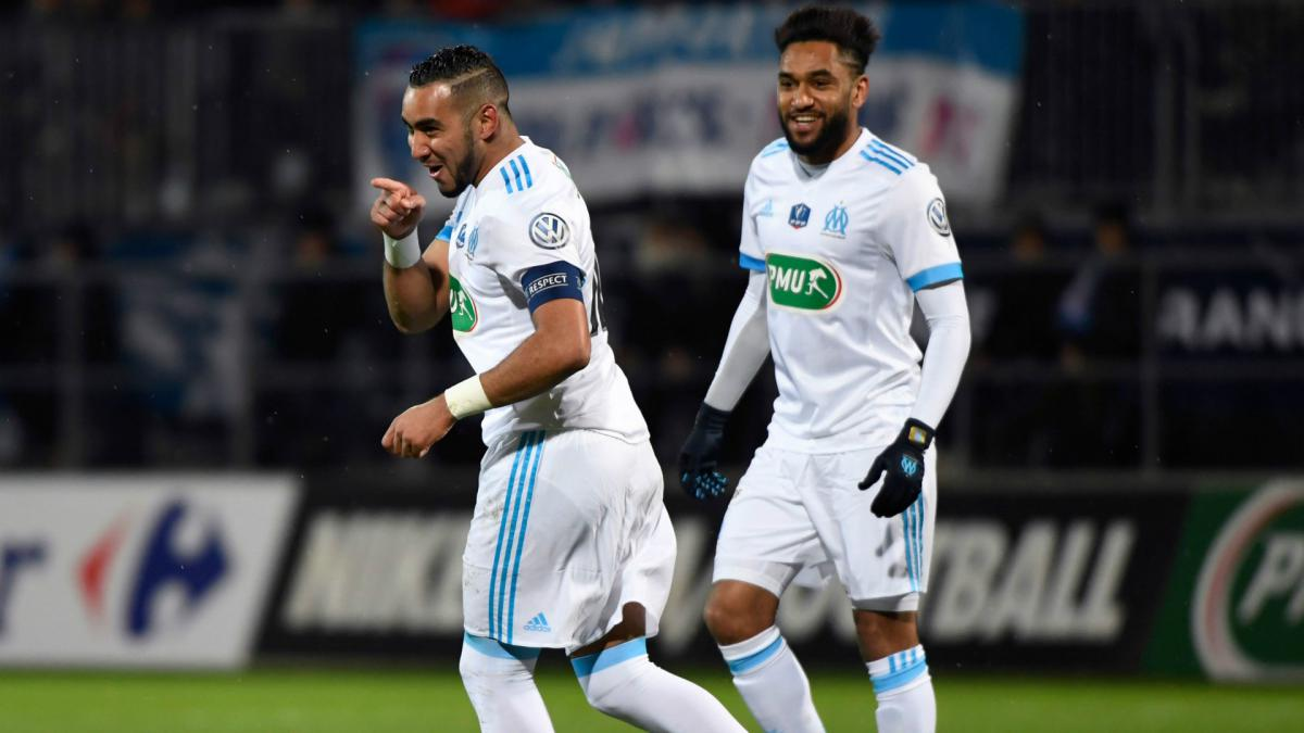 Marseille record biggest win in 70 years with Coupe de France demolition job