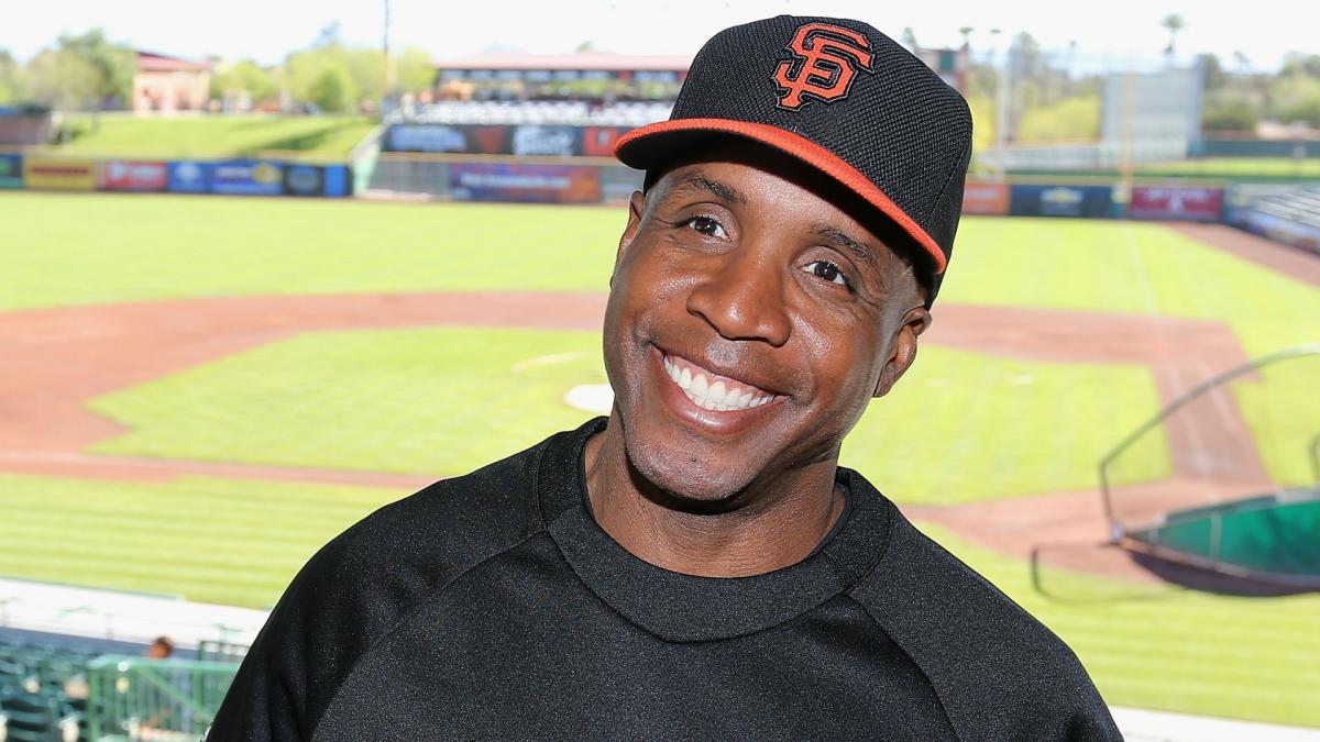 Giants to retire Barry Bonds\' number 25