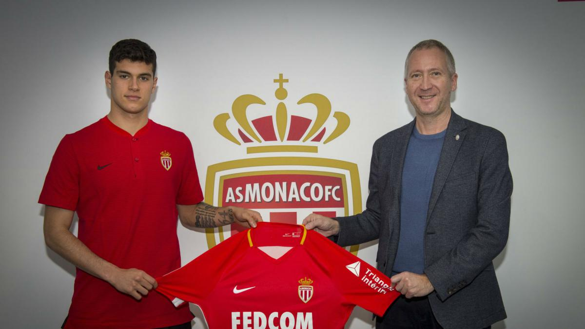 Pellegri keen to become Monaco's next teen superstar