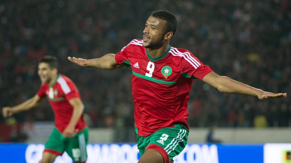 El Kaabi | The Morocco striker scored nine goals in the African Nations Championship, and his club RS Berkane have hinted at interest from Los Rojiblancos.