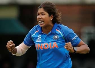 Jhulan Goswami becomes first woman to take 200 ODI wickets