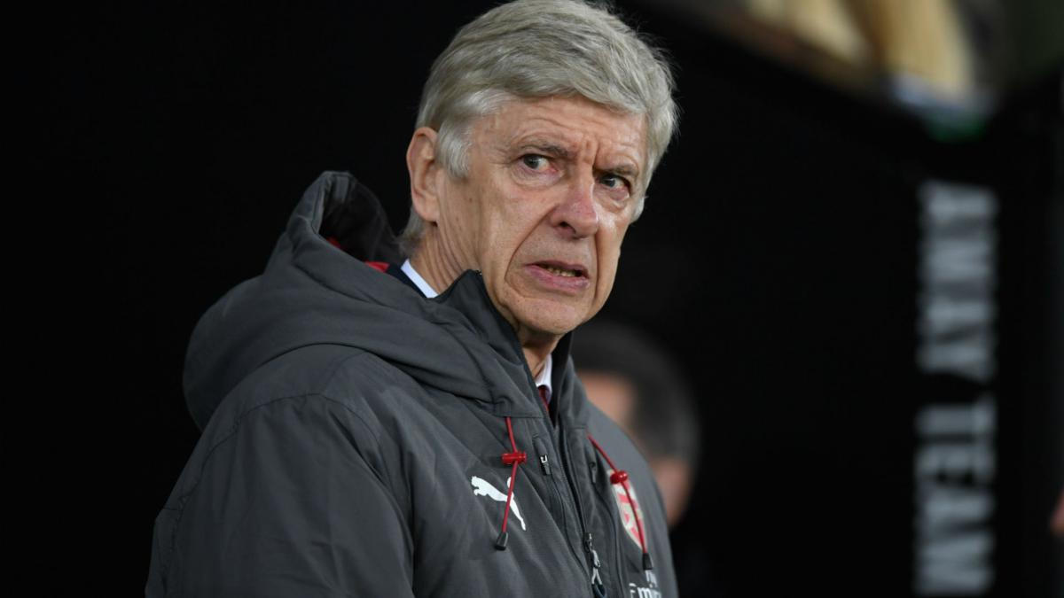 "English players now diving ""masters"", says Arsenal's Wenger"