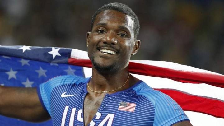 Gatlin: World 100m champion to compete in South Africa