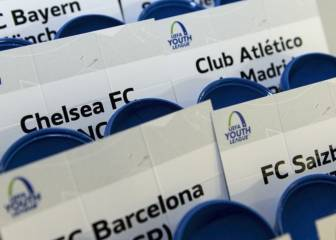 Bayern-Madrid, Atleti-Basel and PSG-Barça: Youth League last 16 draw