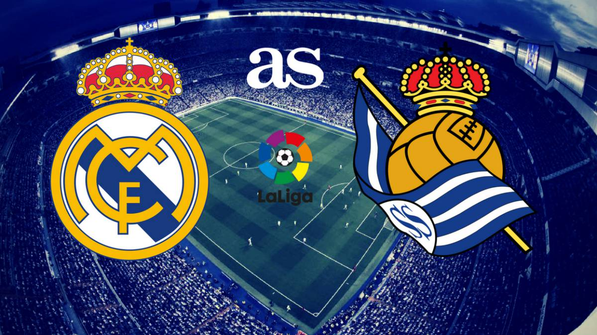 Real Madrid - Real Sociedad: how and where to watch: times, TV, online