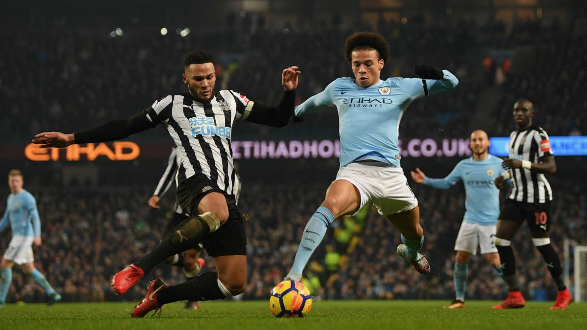 Sane closing in on Manchester City return