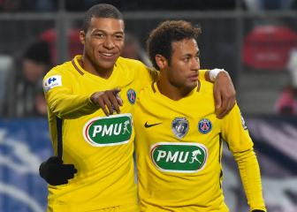 Neymar and Mbappé have PSG privileges, says Rabiot