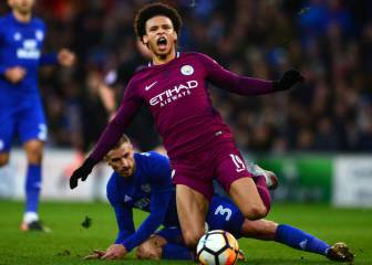 Man City want retrospective action for rough treatment