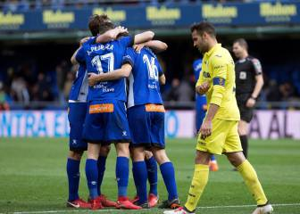 Villarreal miss chance to put pressure on Real Madrid