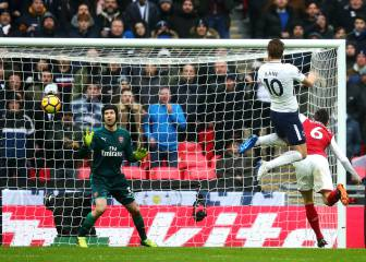 Tottenham's lethal Kane kills off Arsenal again