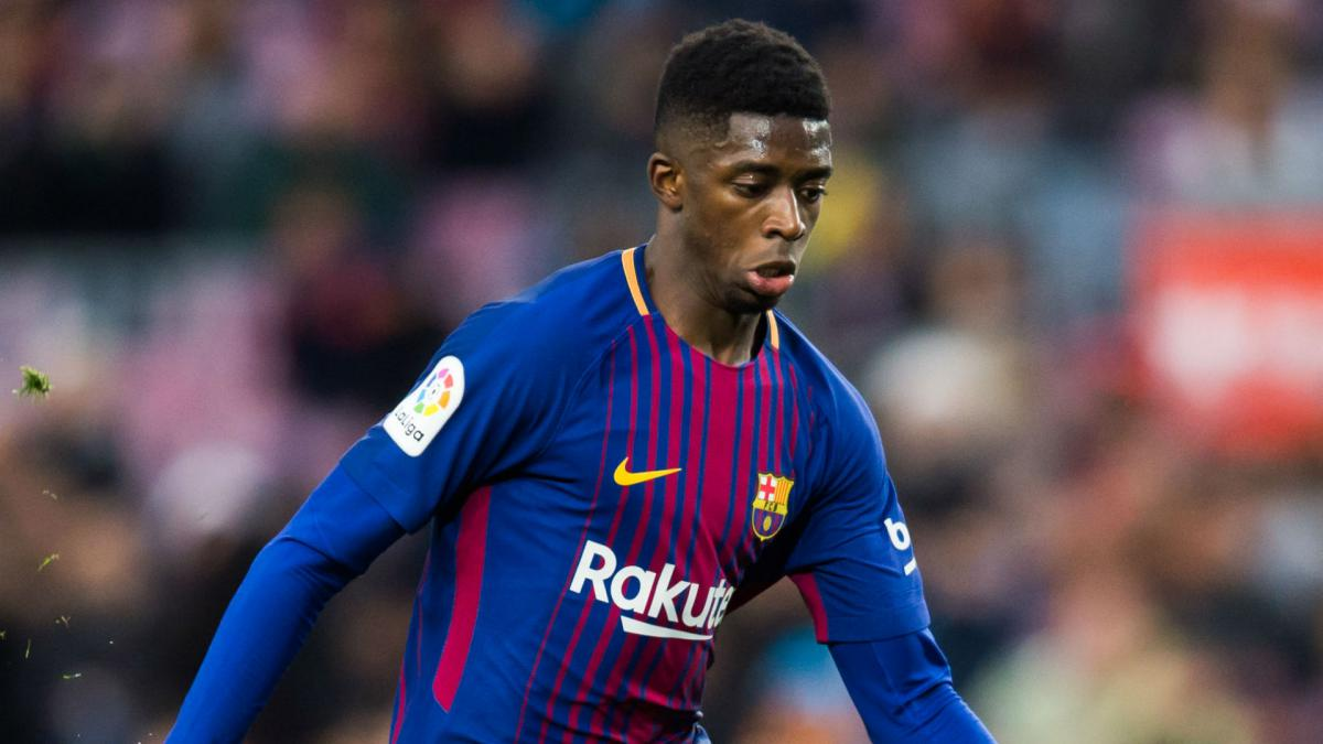 Valverde: Barcelona need to be careful with Dembele