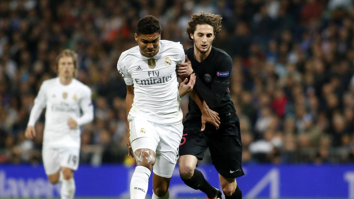 Zidane reserves Bale, Casemiro, Isco and Nacho for PSG