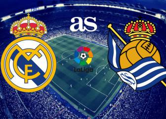 Real Madrid vs Real Sociedad: live!