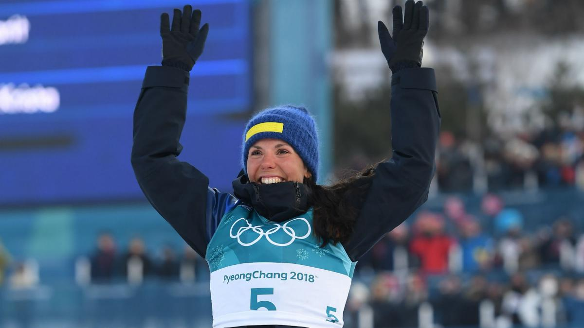 Winter Olympics 2018: Sweden\'s Kalla takes Games\' first gold, Bjoergen makes history