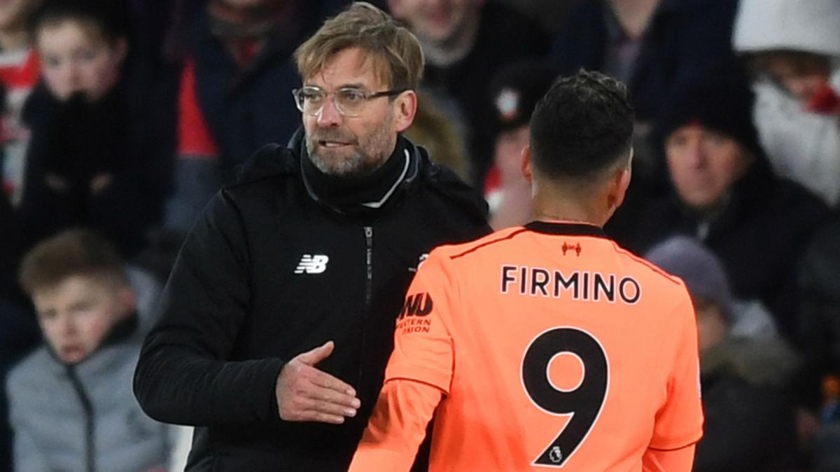 Liverpool win was 'nearly perfect', says Klopp