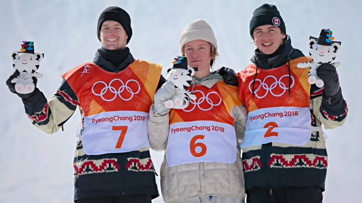 Teenage snowboarder Red Gerard takes slopestyle gold