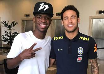 Neymar defends Vinicius Junior after controversial celebration