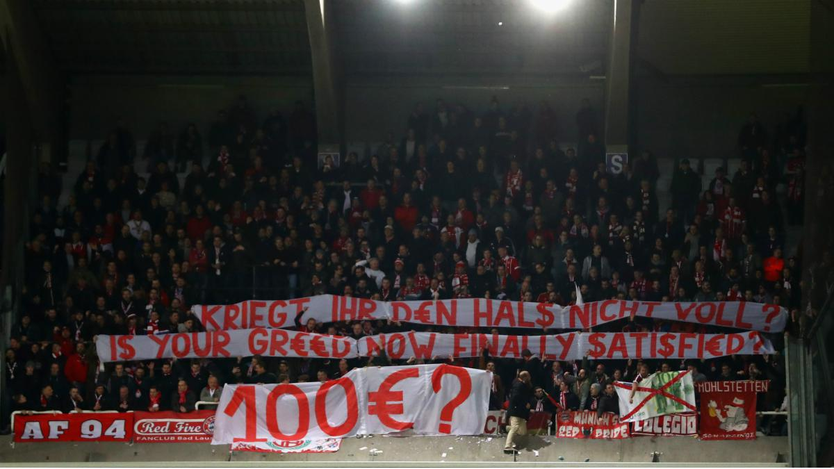 UEFA orders Anderlecht to refund Bayern Munich fans