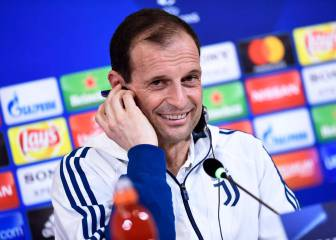 Higuain or Kane? Allegri has no doubt over which one he prefers