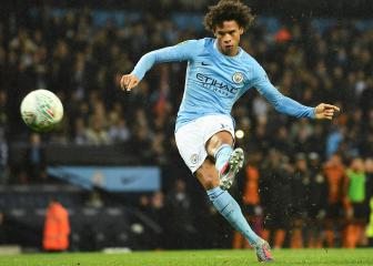 Sane gives Manchester City pleasant Champions League surprise
