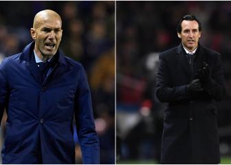 Could a Valentine's Day defeat could spell the end for Zizou