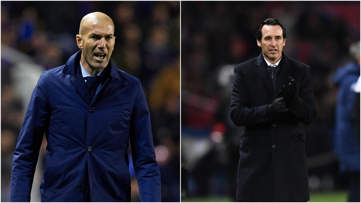 Real Madrid v Paris Saint-Germain: Valentine's Day defeat could spell the end for Zizou