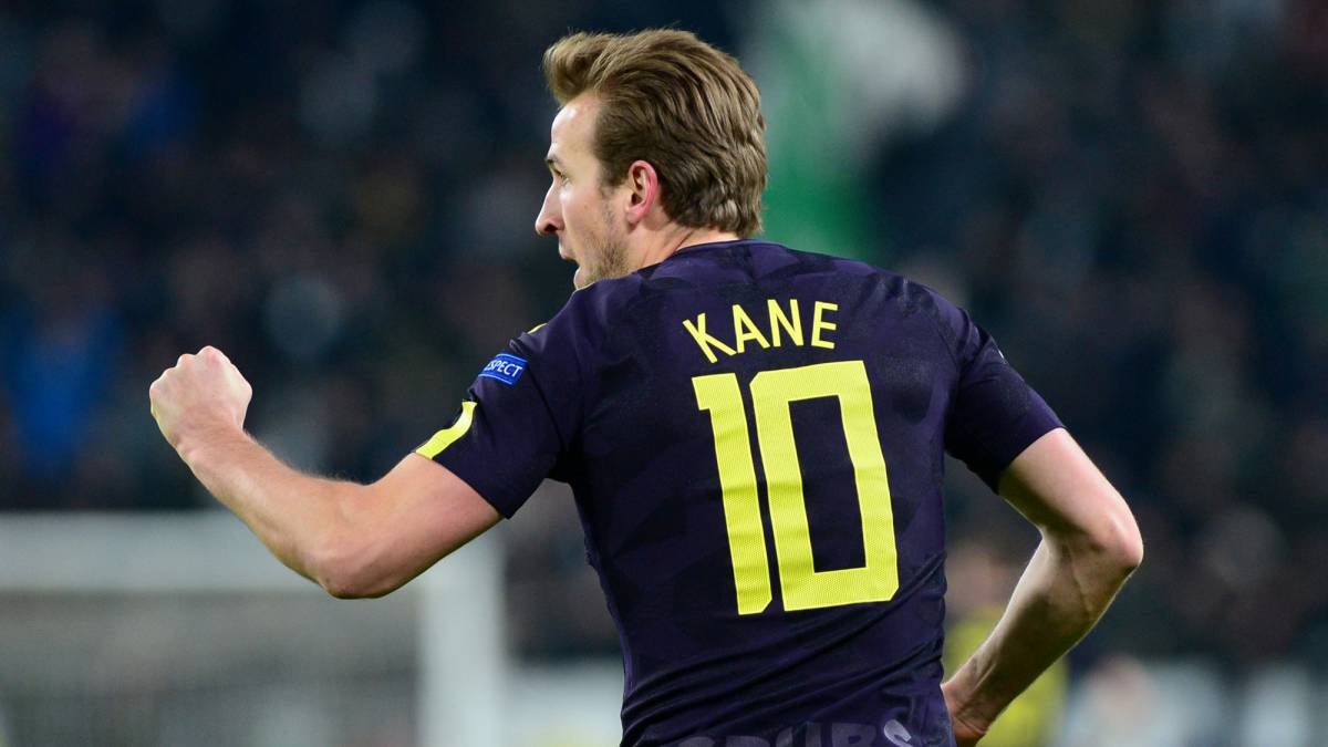 Juventus 2-2 Tottenham UEFA Champions League: match report