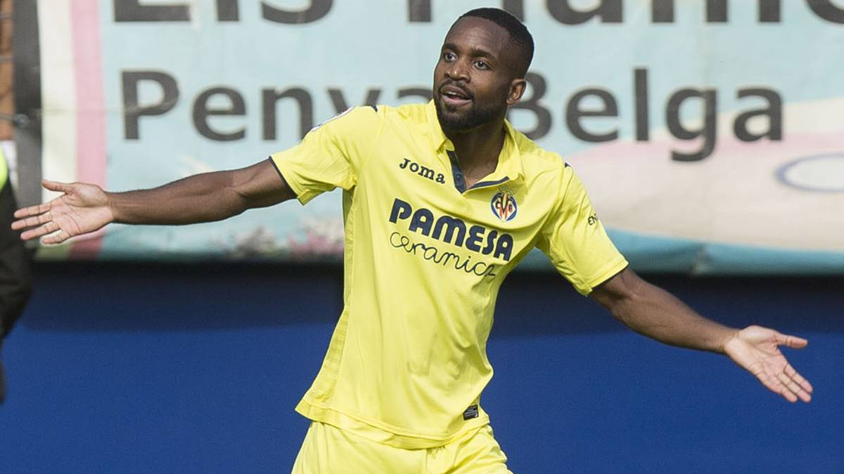 Bakambu off to China after Villarreal accept succulent offer