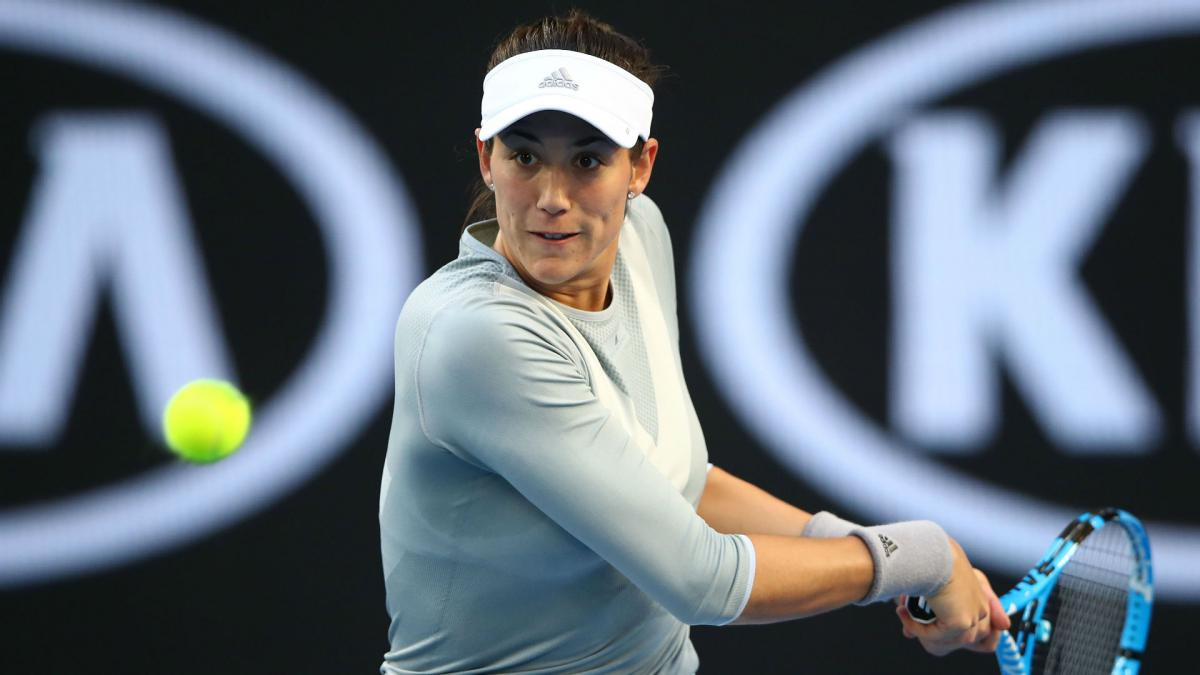 Muguruza-Martinez partnership yields win, Kvitova makes it eight in a row
