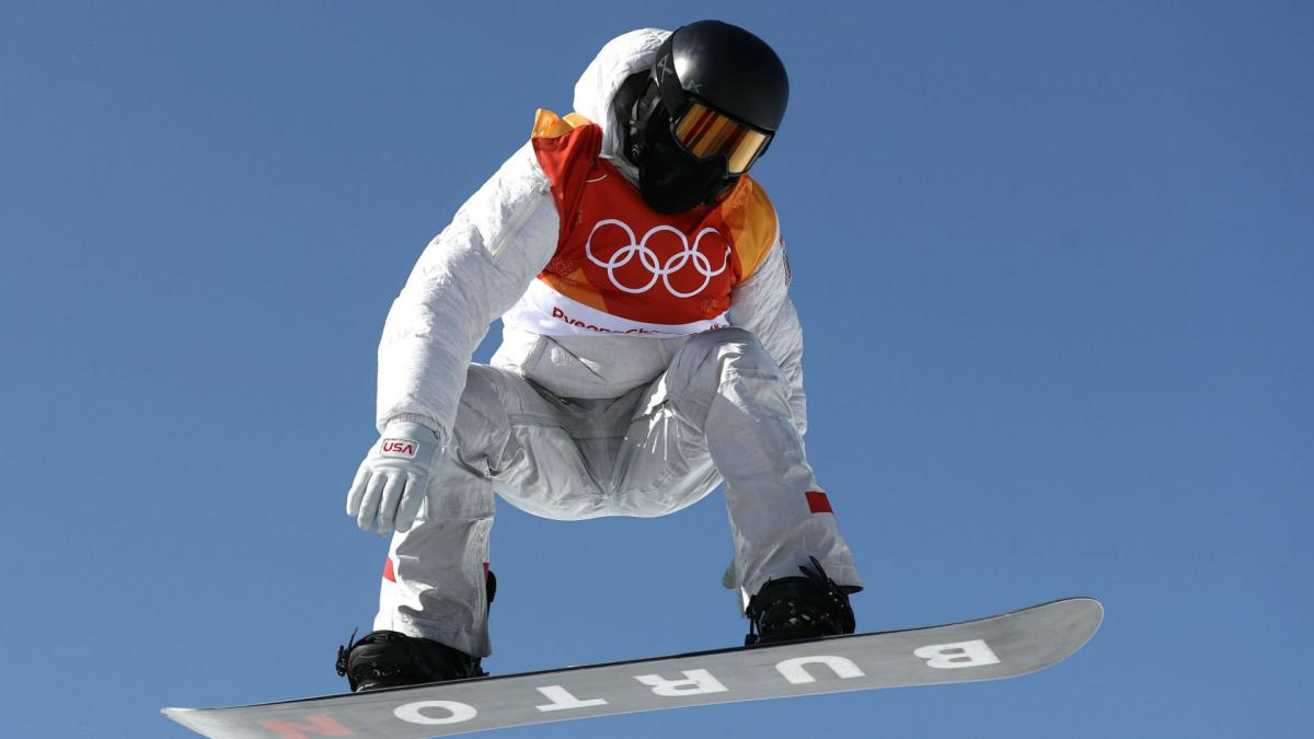Winter Olympics 2018: White becomes first snowboarder to win three golds