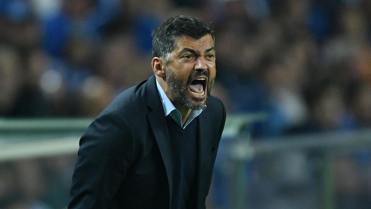 Porto boss focuses on positives despite thrashing by Liverpool